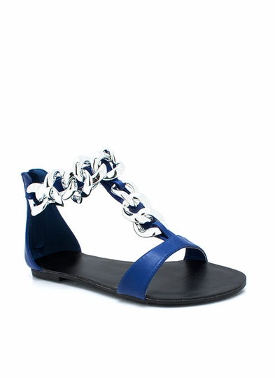 Hot 4 Chain-ge Sandals