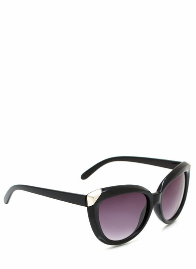 Hot Tip Cat Eye Sunglasses