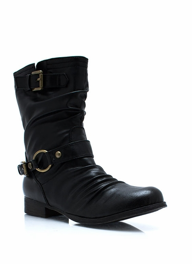 In The Loop Moto Boots