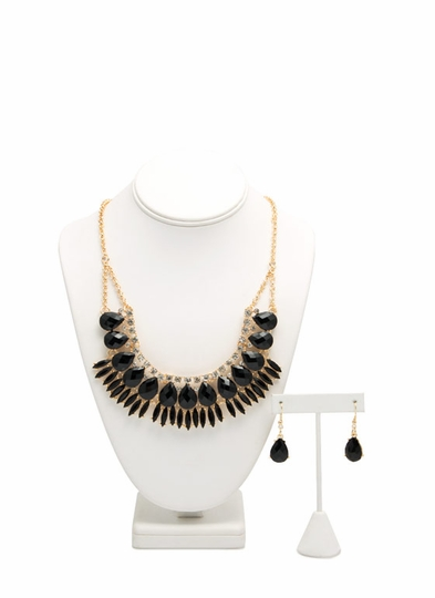 Jewel Queen Necklace Set