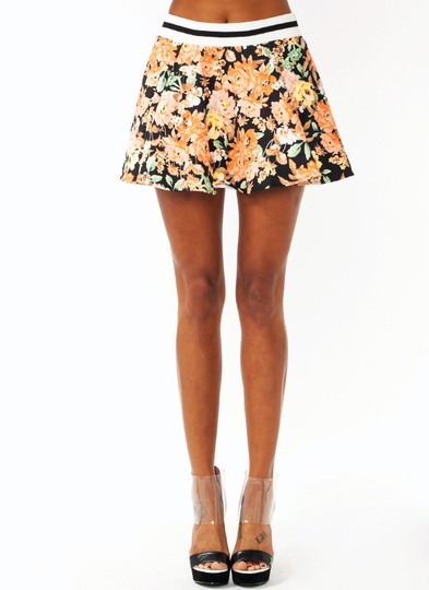 Ka-Bloom Skirt