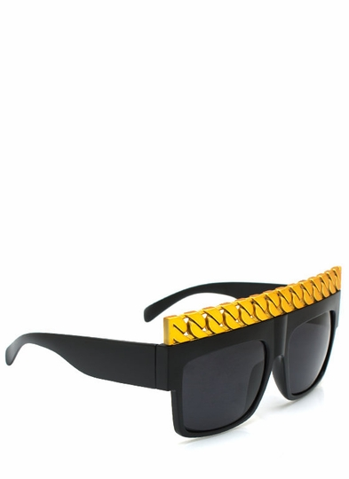 Keep You In Chains Sunglasses