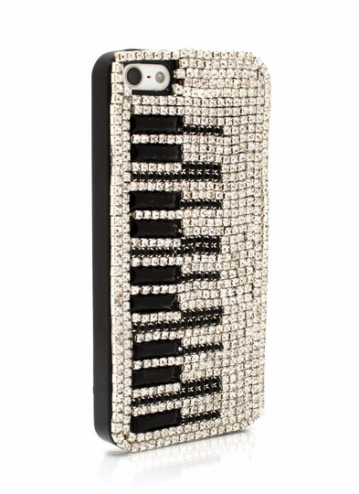 Keys To Success Jeweled Phone Case