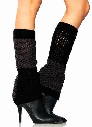 Knit Fit Leg Warmers