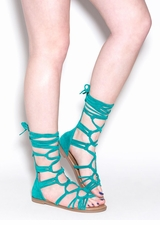 Knotty By Nature Gladiator Sandals