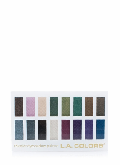 LA Colors 16 Eyeshadow Palette