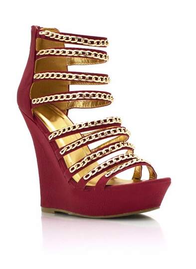 Ladder Chain Wedges