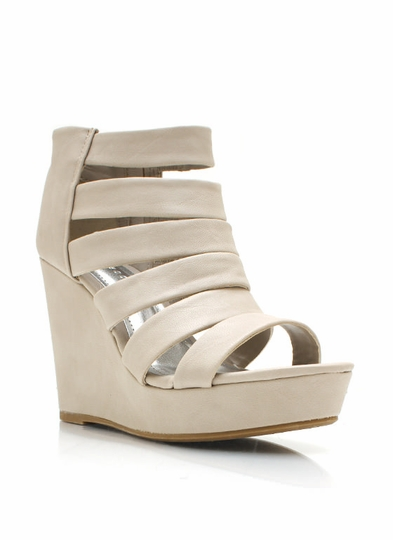 Ladder Strap Wedges