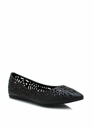Laser Pointer Cut-Out Flats