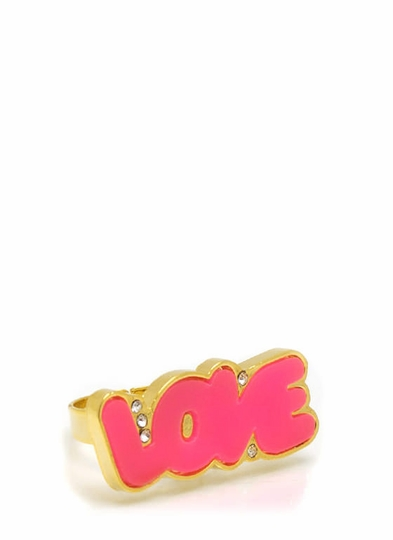 Lots Of Love Ring