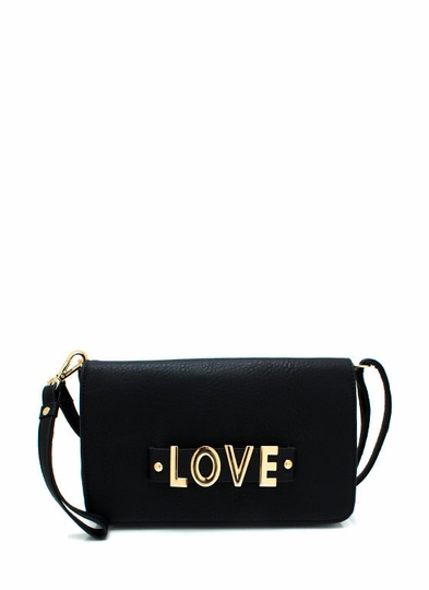 Love Me Down Clutch