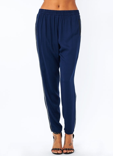 Luxe Tux Lounge Pants
