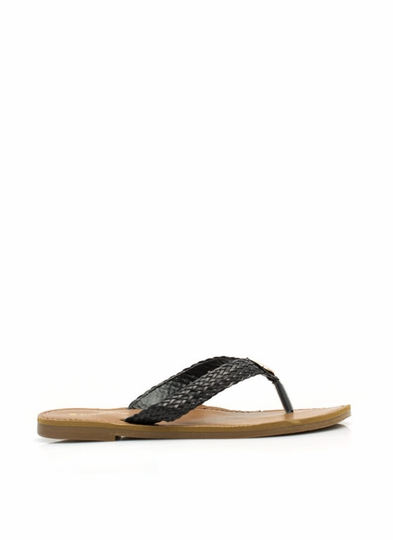 Made In Braid Thong Sandals