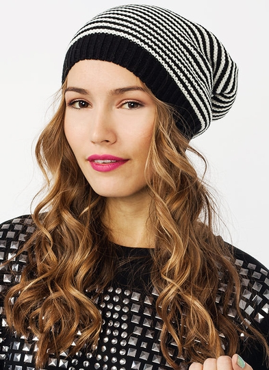 Make It Big Oversized Knit Beanie