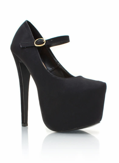 New Shoes: Mary Jane Platform Pumps