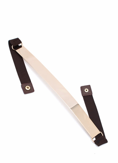 Metal Mania Stretch Belt