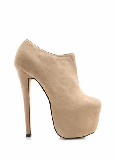 Mile High Time Platform Booties