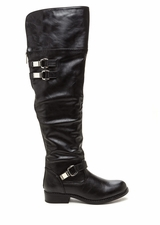 Moto Ride Tall Boots