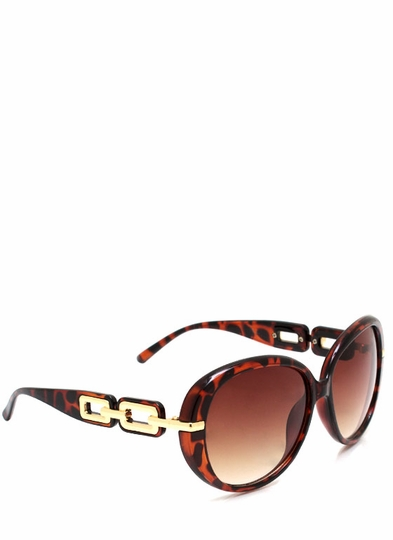 No Chainy Days Sunglasses