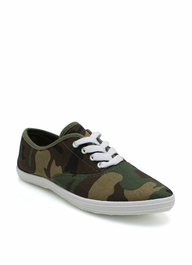 Now You See Me Camo Sneakers