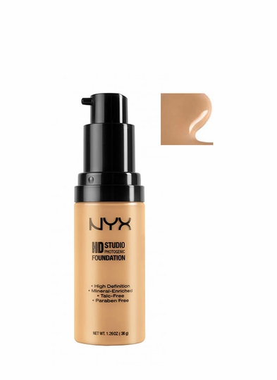 NYX HD Studio Foundation