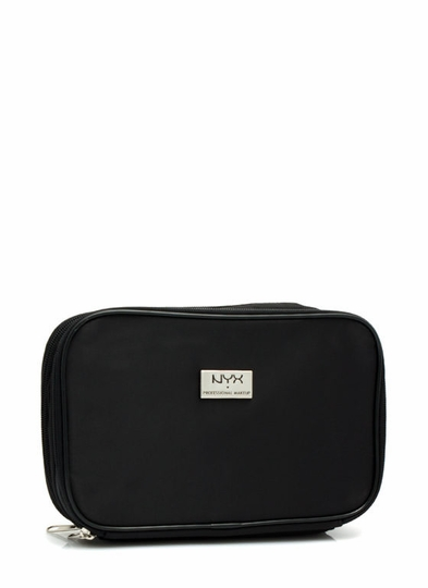 NYX Large Double Zipper Makeup Bag