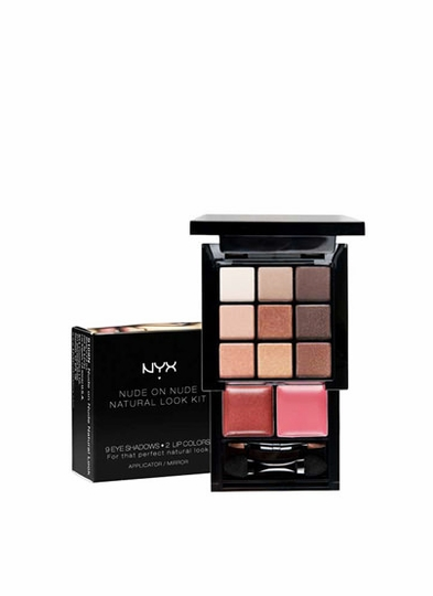 NYX Nude Natural Look Kit