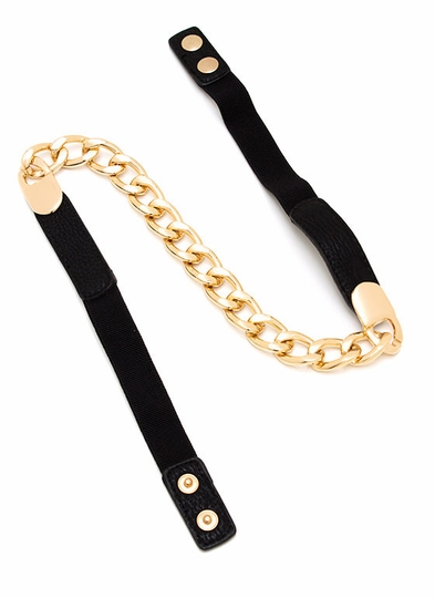 Off The Chain Stretch Belt