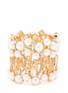 Oh You Fancy Pearl Bracelet