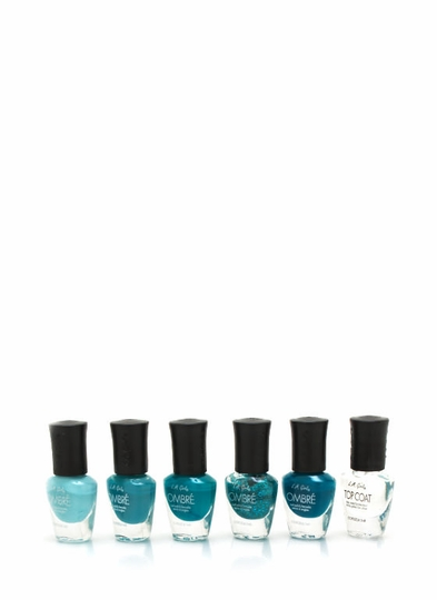 Ombre Nail Polish Set