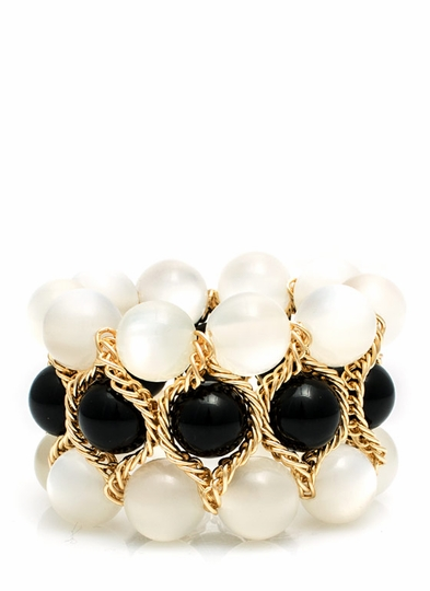 Oversized Bauble Bead Bracelet