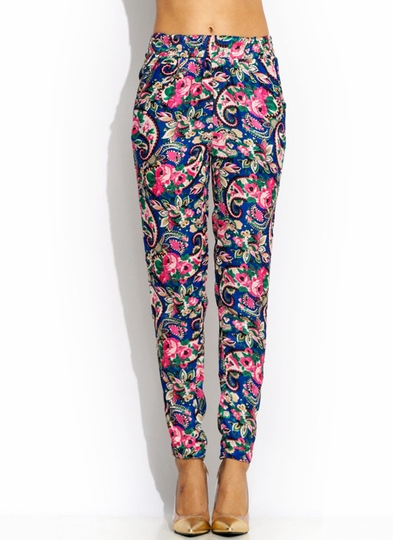 Paisley Power Lounge Pants