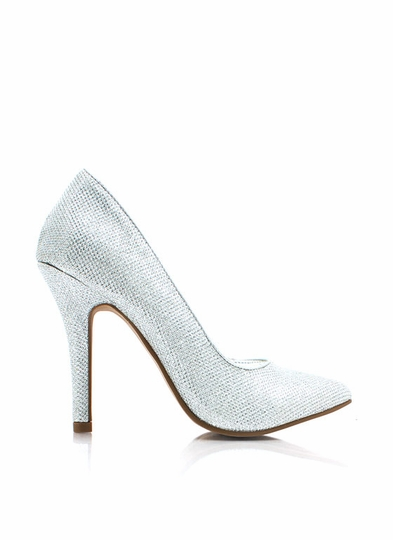 Pointy Glitterati Pumps