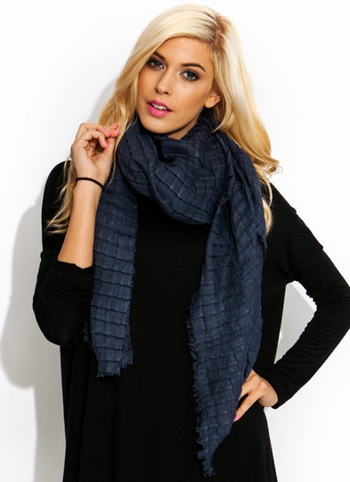 Pretty In Pleats Scarf