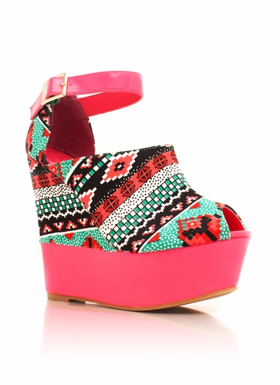 Printed Wedges