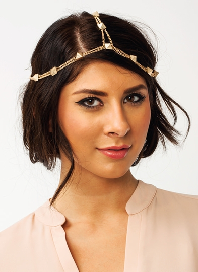 Pyramid Party Headpiece