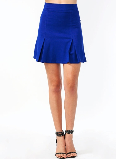 Racquet Up Skater Skirt