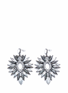 Ready To Burst Jeweled Earrings