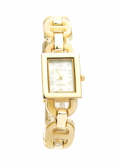 Right Angles Bracelet Watch