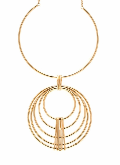 Ring Leader Necklace Set