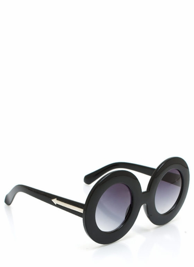Round And Round Sunglasses