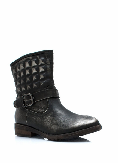 Set The Sheen Studfinder Boots
