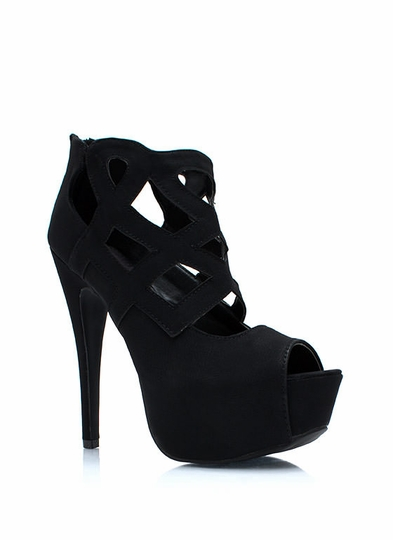 Shape It Up Heels