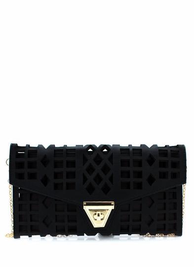 Shape Up Cut-Out Clutch