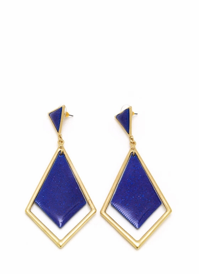 Shimmy Shimmy Earrings