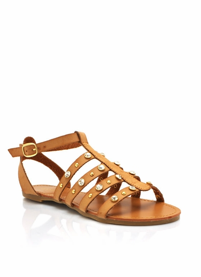 Shine Bright Gladiator Sandals