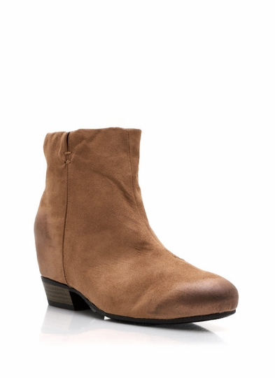 Simple Yet Sassy Ankle Boots