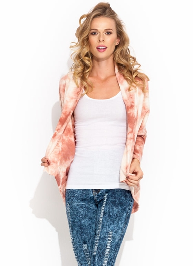 Slasher Pick Tie-Dye Cardigan