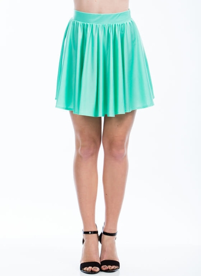 Slick Moves Skater Skirt