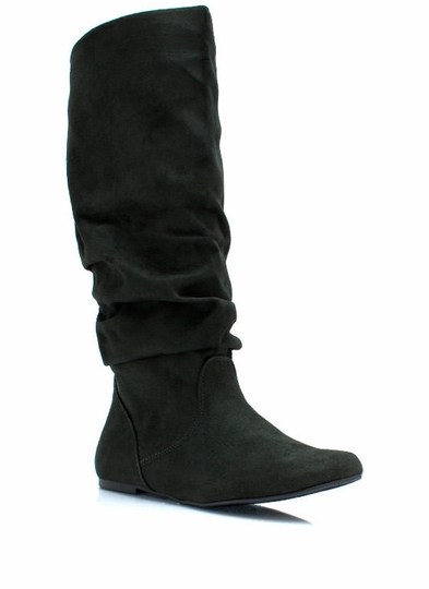 Smooth Moves Slouchy Boots